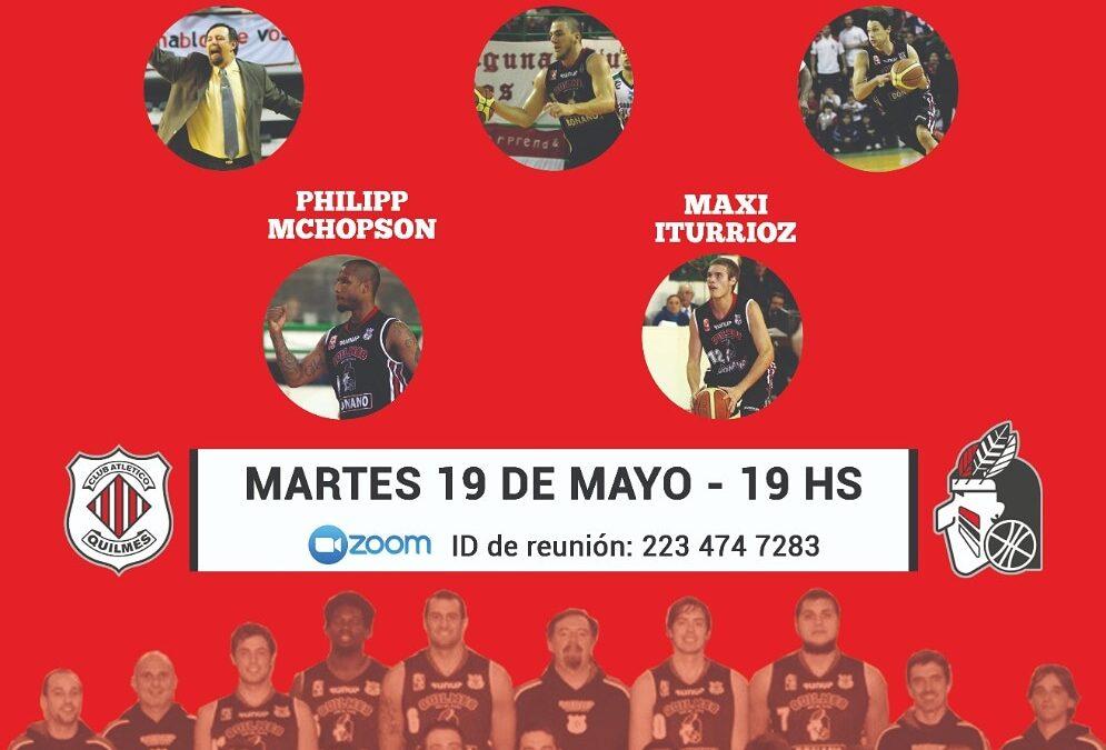 Charla con protagonistas del ascenso 2011